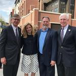 On SunTrust Park's opening day, Atlanta Braves execs reflect on journey