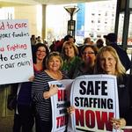 Tufts Medical, nurses hope to avoid strike with upcoming negotiating session
