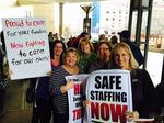Legislators call for Tufts Medical Center to offer nurses better contract
