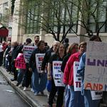Tufts nurses move closer to strike after failing to agree on 'final' contract offer