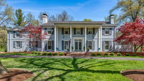Classic Colonial Home Redesigned for the Modern Family