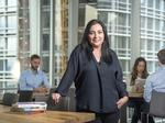 Values and feedback drive culture at Salesforce, with a suite of high-end perks