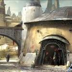 <strong>Disney</strong> debuts new Star Wars land footage
