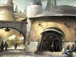 Disney debuts new Star Wars land footage