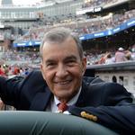 Longtime Atlanta Braves exec John Schuerholz scores Lifetime Achievement Award