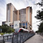 Another downtown sky bridge likely: Hilton Austin project wins key approvals