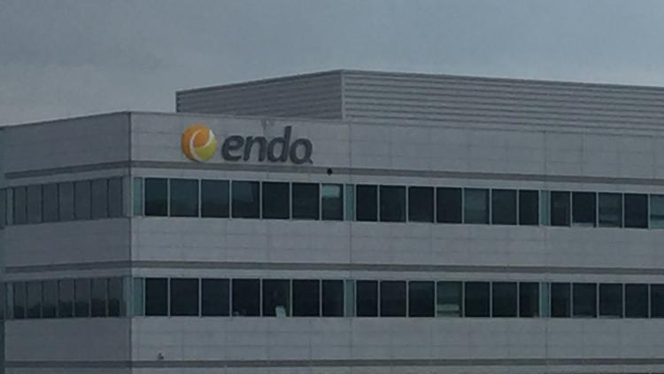 Endo International Announces Master Settlement Agreement For