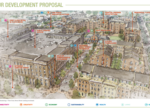 Check out the five redevelopment proposals for the Urban Government Center (RENDERINGS)