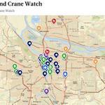 Portland Crane Watch