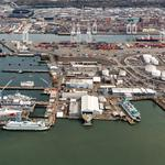 Vigor Industrial buys South Korean dry dock for $20 million, plans to move it to Seattle's Harbor Island shipyard