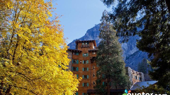 6 ultra swanky hotels near national parks photos l a biz for Swanky hotel