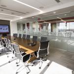 Milwaukee's Coolest Offices: Lots of open space, no private offices part of JLL
