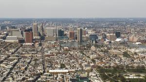Baltimore City was No. 2 across the U.S. for population loss last year