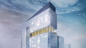 Work is slated to start in May for the first phase of downtown's estimated $81 million Tremont Plaza mixed-use tower.