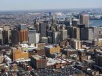 Charm City Helicopters offers a new view of Baltimore, and I took them up on it
