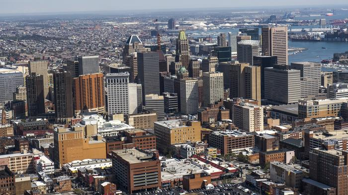 Charm City Helicopters offers a new view of Baltimore