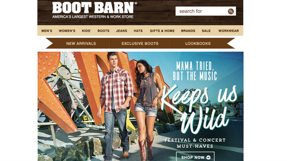 6e5f76485e7 Boot Barn opened a second Louisville-area location - Louisville ...