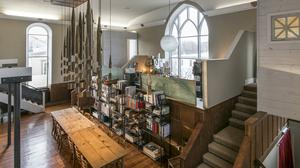 Cool Offices: Former church becomes funky East Falls co-working space (Gallery)