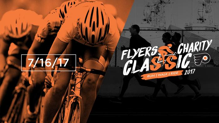 Flyers' first-ever Charity Classic to include 100K bike race