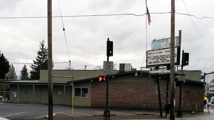 East Portland Eagles regain control of their Hawthorne property —and have no plans to sell