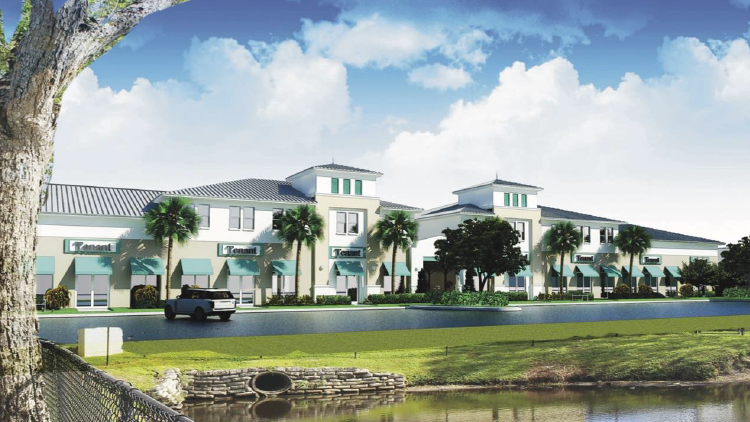 Palm Beach County Site Could Be Redeveloped Into 159 000