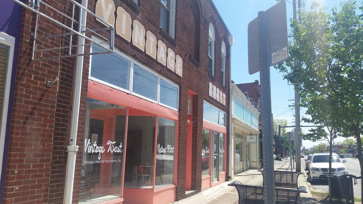 Vintage Toast Opens In Clintonville Thursday Columbus