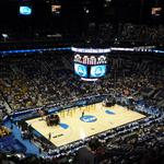 <strong>Warriors</strong>' Chase Center delivers on big-event promise: March Madness
