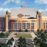 $450M Fort Worth arena announces naming rights, secures NCAA tournament games