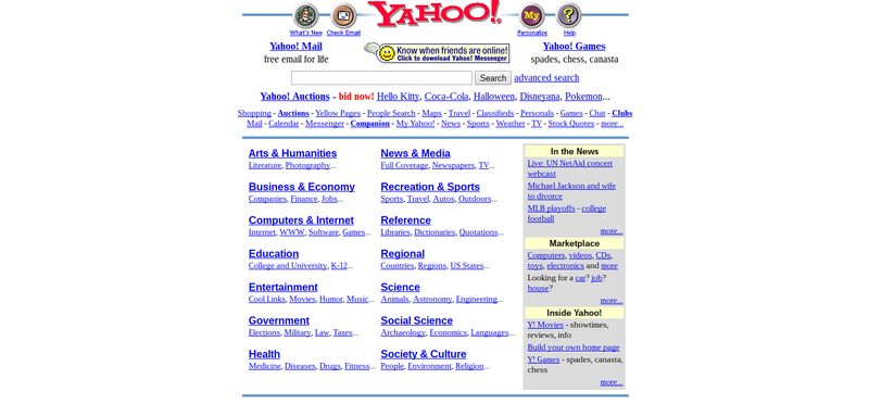 As Yahoo sunsets, a 22-year timeline of its 12 biggest
