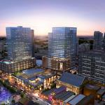 Global equity giant in talks to buy co-developer of Nashville's Fifth + Broadway project