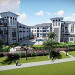 New luxury apartments to rise on <strong>shores</strong> of Maitland's Lake Gem