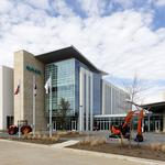 Pushing the vertical limit: Kubota's new U.S. headquarters sets record high