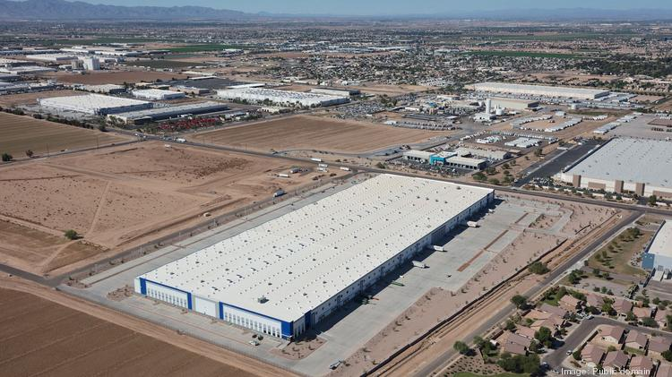 Medline opening distribution center in Phoenix - Phoenix Business