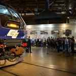 Siemens' Sacramento factory receives $30 million order for Altamont Corridor locomotives