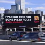 'Better when baked': Totino's pizza-snack brand rolls out pre-4/20 campaign in Colorado