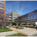 FIRST LOOK: OhioHealth HQ renderings show elevated walkway and plenty of green space on new campus