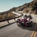Polaris launches limited edition Slingshot: Midnight Cherry (photos)
