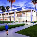 Private university to break ground on $35<strong>M</strong> student center