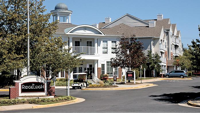 CBRE brokers sale of Fairfax County apartments from ...
