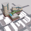 Developer's River Market plan envisions high-rise hotel, indoor market