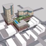 Developer's River Market plan envisions high-rise hotel, indoor market