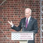 Joe Biden calls for unity as Museum of the American Revolution finally opens (Video)