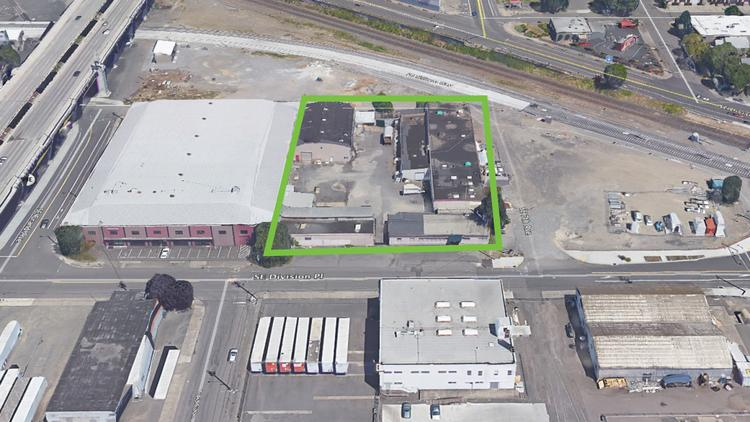 Illinois-based Banner Hosford Storage has purchased the property at 627 SE Division Pl for 5 million and is planning to develop a four-story self-storage facility