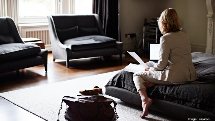 Business travelers turning to home-sharing, but not all companies are on board