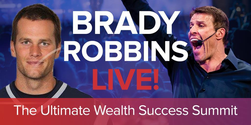 Ultimate Wealth and Summit featuring Tony Robbins & Marcus Lemonis