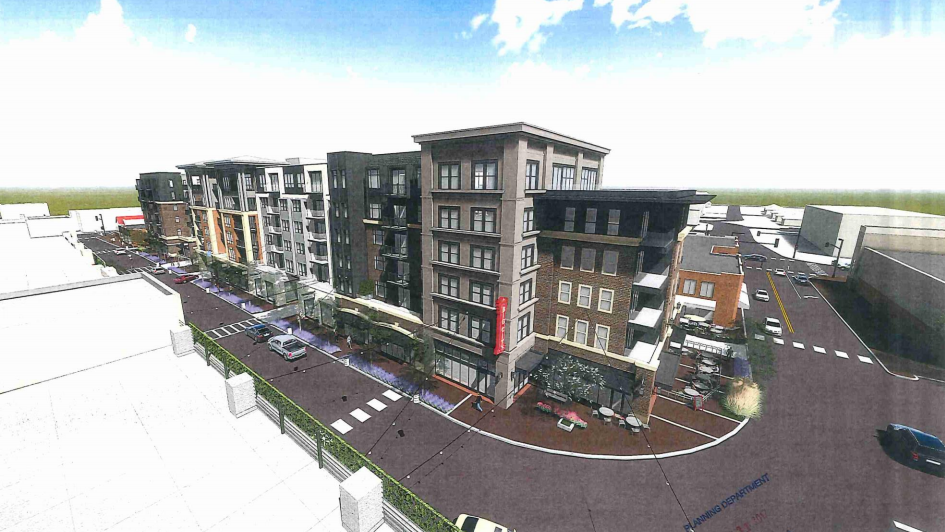 Edina Approves Slightly Scaled Down 50th And France