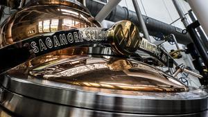 Inside Sagamore Spirit's new Port Covington distillery, opening Friday