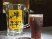 Bold City Brewery's Duke's Cold Nose Brown Ale features an ABV of 5% and 180 calories per 12 ounce glass.