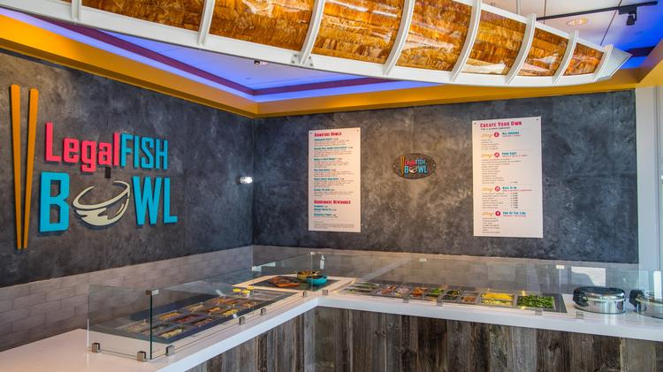 Legal sea foods opening fast casual concept in cambridge for Legal fish bowl