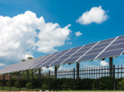The installation of 4,140 solar panels is to be completed by September at L'Oréal USA's manufacturing plant in Florence.